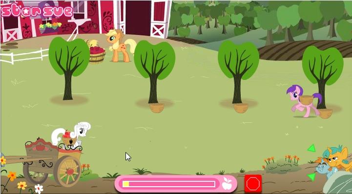 Игра Ферма Пони - Онлайн