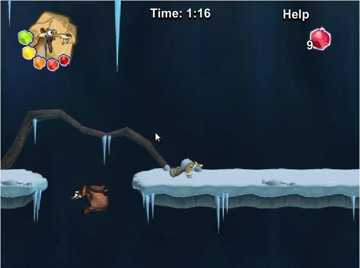 Игры ледниковый период бродилки с мини — photo 3