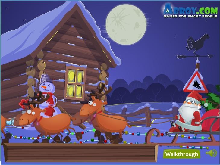 снеговики играть онлайн