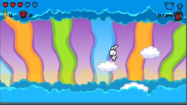 Игра Кислотный кролик 2 играть и скачать онлайн