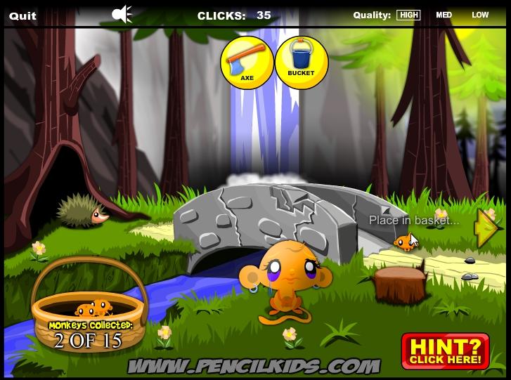 Скачать игру онлайн обезьянки 10