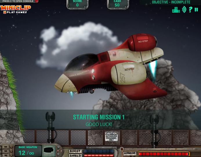 Quantum Patrol Game online Free