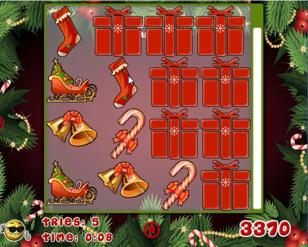 Изображение из игры Рождество памяти 2