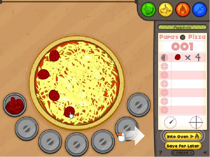 Скачать пиццерия игра