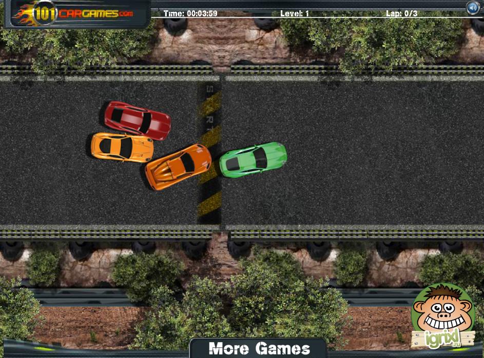 игра картинг 3d