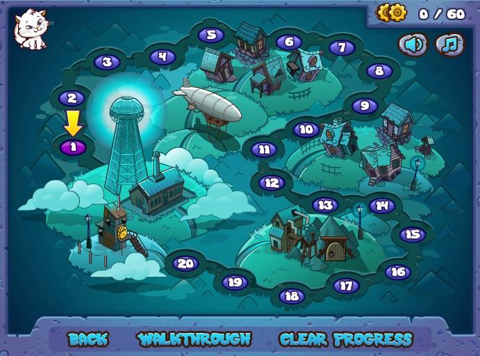 Игры зомби без головы 6