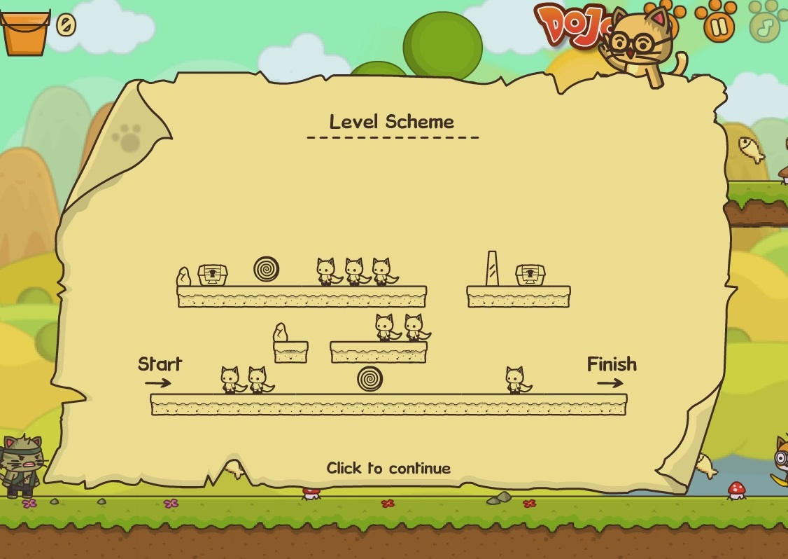 Играть в коты ударная сила 1
