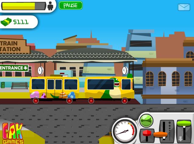 Скачать игра машинист поезда