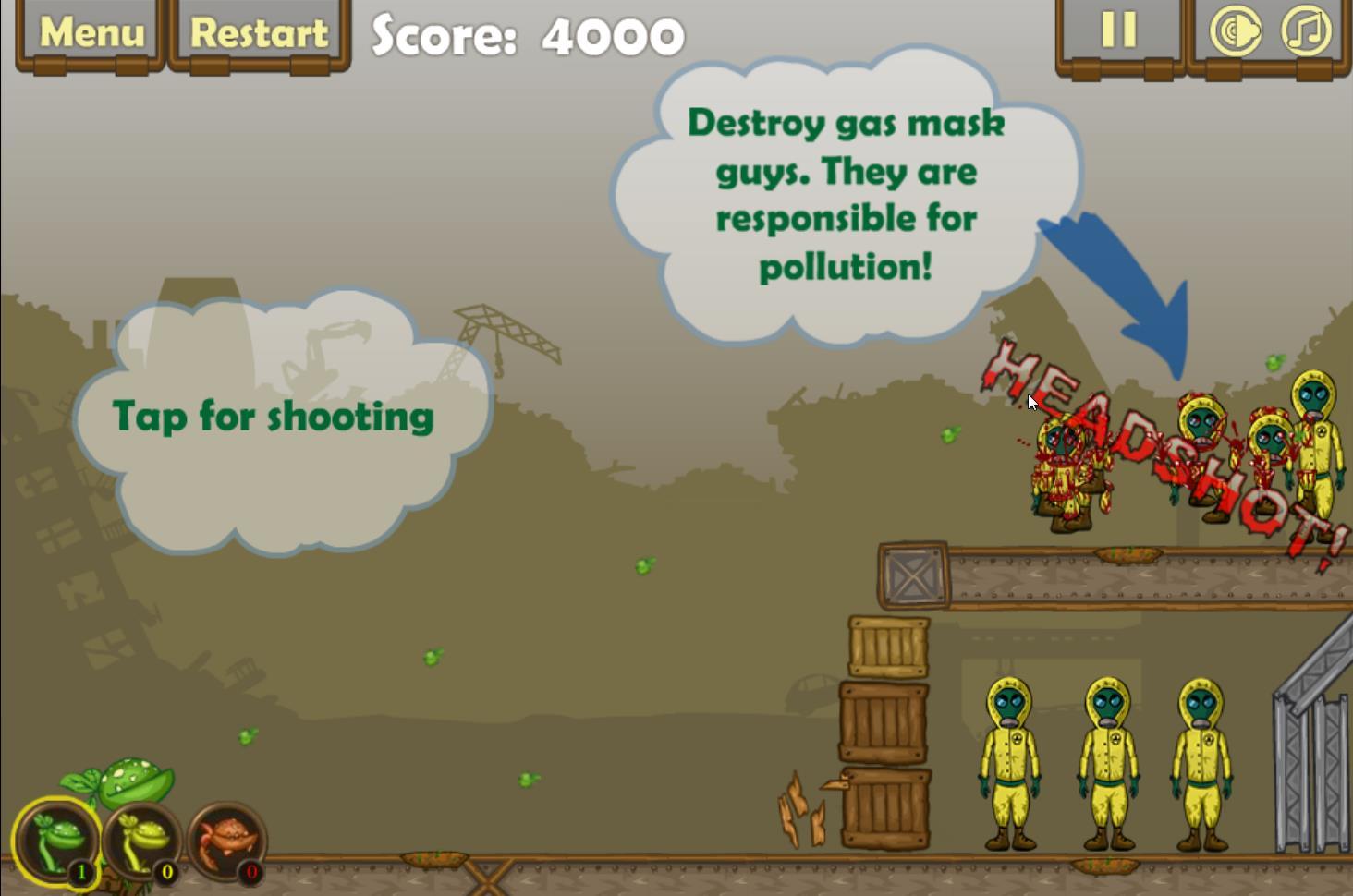 Изображение из игры Ответный удар природы