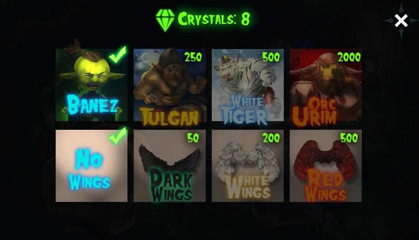 Изображение из игры IDLE: Охота за сокровищами