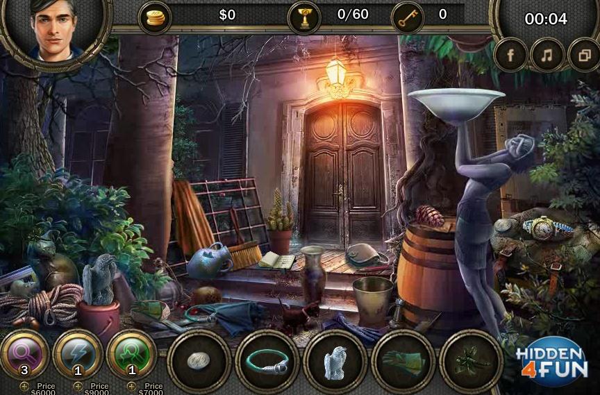 Новые игры поиск предметов 2015 о