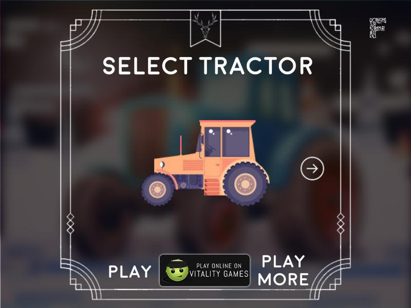 тракторах игры