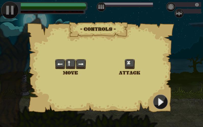 игра зомби погоня