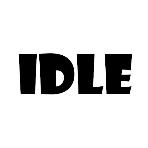 Игры IDLE