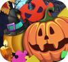 Игра Праздничный пазл 2. Хэллоуин