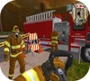 Game Fire Fighting Truck