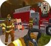 Игра Пожарный Грузовик