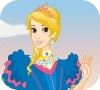 Игра Наряд для цветочной принцессы