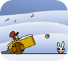 Игра Kill The Wabbits - Winter Edition