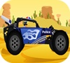 Game Police Buggy Car
