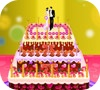 Game Wedding Cake Decoration
