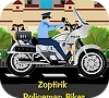 Игра Zoptirik Полицейский Мотоцикл
