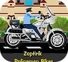 Game Zoptirik Policeman Biker