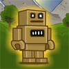 Игра The Legend of the Golden Robot