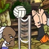 Игра Опасный волейбол
