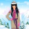 Игра Одевалка: Зимний наряд