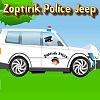 Игра Zoptirik Полицейский Джип