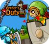 Игра Archers Duty