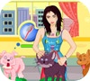 Game Brittany Birt : Pets Care