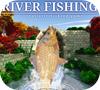 Игра Рыбалка на реке: Цвета осени