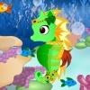 Игра Cute Seahorse