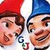 Игра Gnomeo and Juliet Coloring