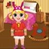 Игра Одевалка: Девочка
