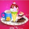 Игра Десерт с мороженым