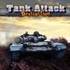 Игра Атака танков - Разрушение