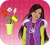 Игра Цветочный магазин Барби