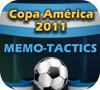 Game Memo tactics - Copa America Argentina 2011
