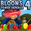 Игра Tower Defense: Блунс 4