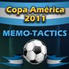 Игра Футбольная тактика - Америка-Аргентина 2011