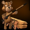 Игра Teddy Defense
