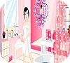 Игра Дизайн ванной комнаты Амбер