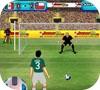 Игра Футбол: бьем пенальти