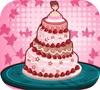 Игра Украшаем свадебный торт