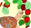 Игра Раскраска: Сладкие ягоды