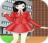 Игра Сборы в школу (одевалка)