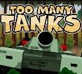 Игра Очень много танков